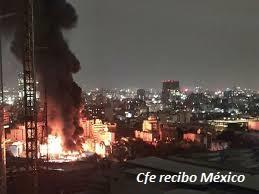 incendio en coyoacan