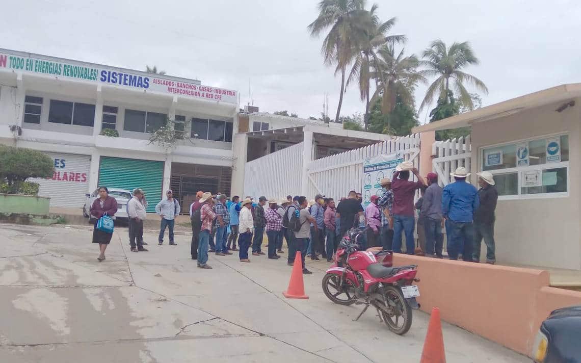 CFE Acapulco disturbios junio 2021